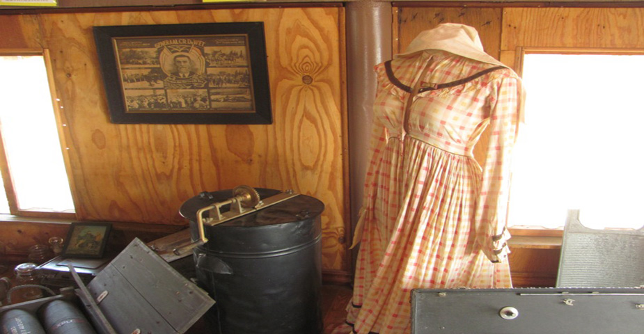 Dress in the Museum