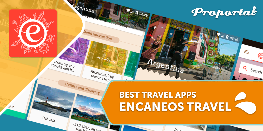 4 Envaneos Travel, Best Travel Apps