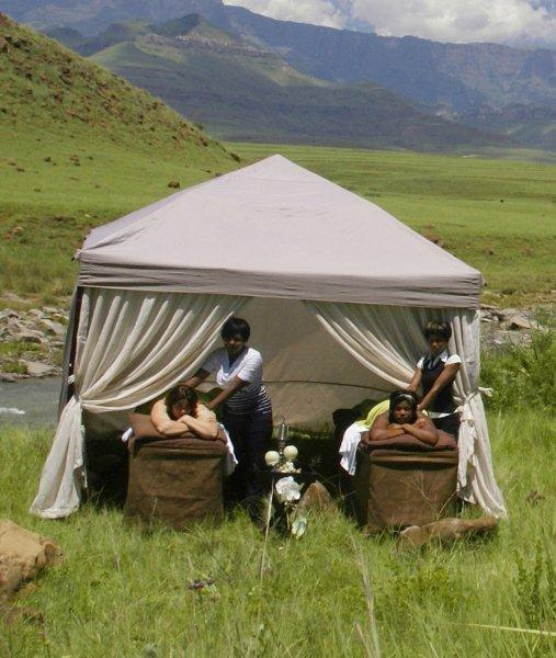Drakensberg Accommodation Hotels: Three Cities Alpine Heath Resort, Bergville