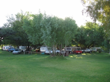 Campsite At Oranjerus Resort