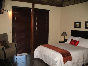 Comfortable Bedroom At Oranjerus Resort