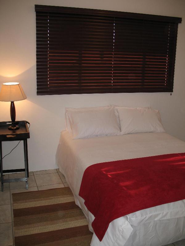 Comfortable Bedroom At Oranjerus Resort