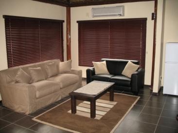 Lounge Area At Oranjerus Resort