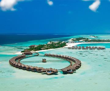 Harvey World Travel Centurion - Olhuveli Beach and Spa Resort - Maldives