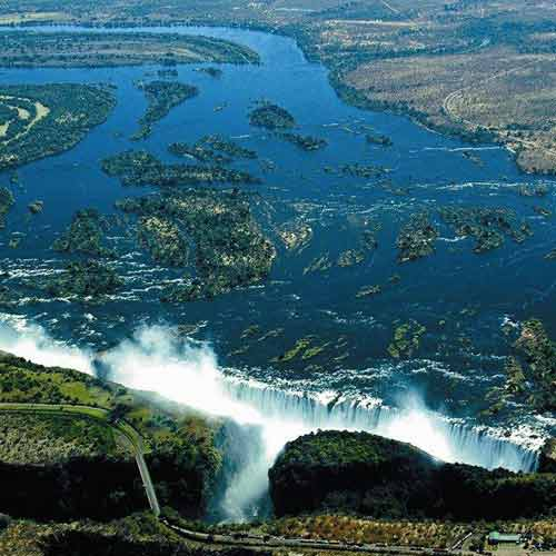 AA Holidays - Crazy Victoria Falls Offer for 4 Nights Only, Zimbabwe