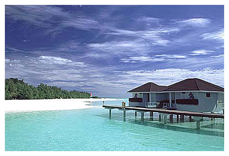 Harvey World Travel Centurion - Paradise Island Maldives, Maldives