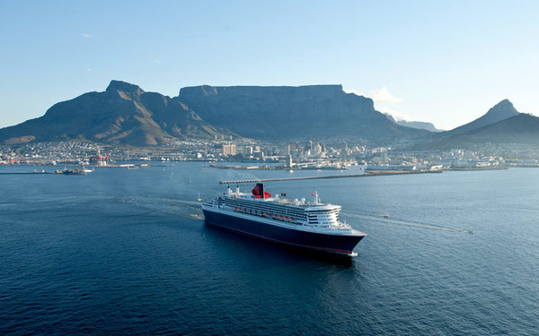 Harvey World Travel Centurion - Holiday in United Kingdom (UK) - Southampton to Cape Town on Queen M