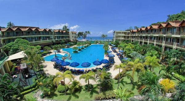 Harvey World Travel Centurion - Holiday in Thailand - Patong Merlin Beach Resort