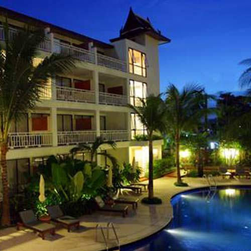 AA Holidays - Pay For 4 Stay For 7 At Sunset Beach Resort, Thailand