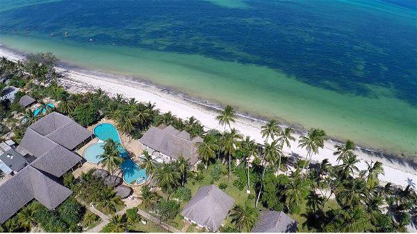 ZANZIBAR - Uroa Bay Beach Resort, Tanzania