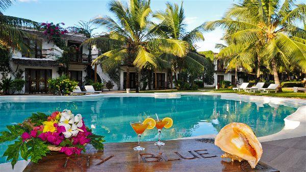 Rove Africa - ZANZIBAR - My Blue Hotel, Tanzania
