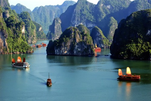 Harvey World Travel Centurion - Holiday in Vietnam - Vietnam Highlights