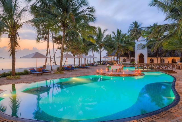 Rove Africa - ZANZIBAR - Sultan Sands Resort, Tanzania