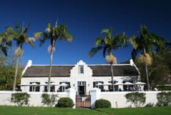 View holiday package : The Grande Roche Hotel & Bosmans Restaurant, South Africa