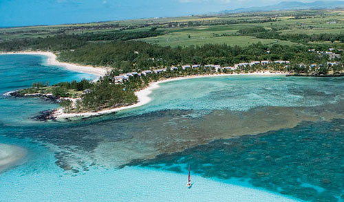 View holiday package : Mauritius Shandrani 5 Night Special, Mauritius
