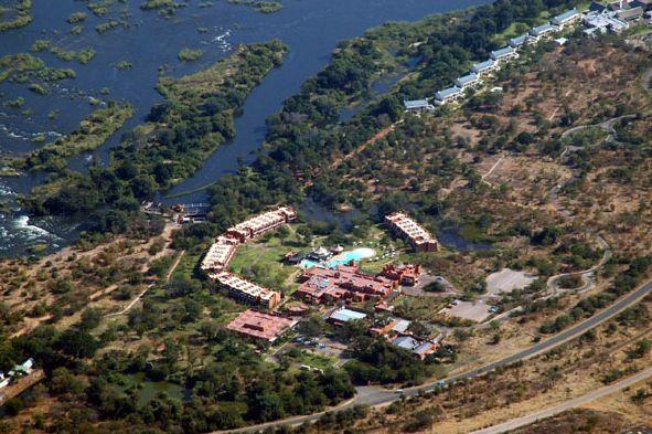 View holiday package : 3* Zambezi Sun Hotel - Livingstone - Zambia -, Zambia