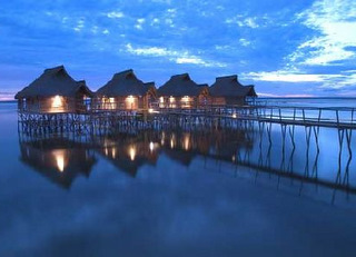 View holiday package : 3* Flamingo Bay water lodge - 7 Nights - Moza, Mozambique