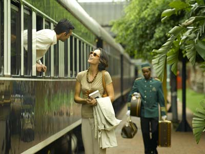 View holiday package : Rovos Rail Special Local Deal, South Africa