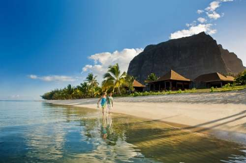 AA Holidays - Honeymoon at LUX Le Morne paradise, Mauritius