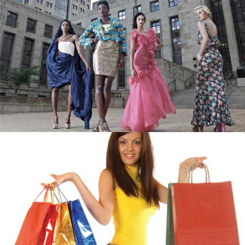 Joburg Tourism - Fashion and Shopping in Johannesburg, South Africa
