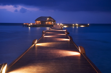 AA Holidays - Olhuveli Beach And Spa Couples Offer, Maldives