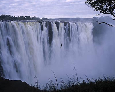 Harvey World Travel Centurion - Love the thrill Victoria Falls, Zimbabwe