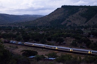 TRAVELFIX - Shongololo Express Great Train Adventures, South Africa