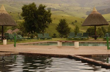 AA Holidays - 5 Night Winter Special At Alpine Heath Resort, South Africa