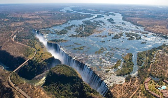 View holiday package : Kruger to Vic Falls, South Africa
