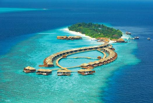 Harvey World Travel Centurion - Holiday in Maldives - Lily Beach Resort and Spa