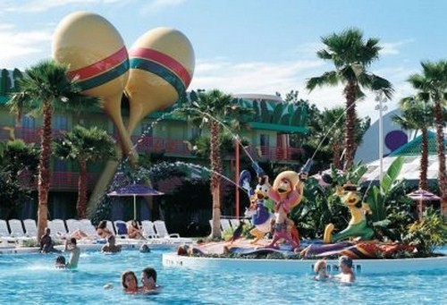 TRAVELFIX - Disney's All Star Music or Sport Resort, USA