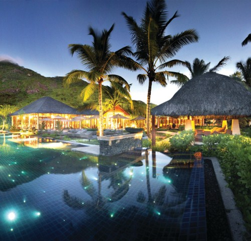 Harvey World Travel Centurion - Hilton Seychelles Labriz Resort and Spa - Seychelles