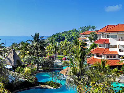 Harvey World Travel Centurion - Holiday in Indonesia - 5* Grand Mirage Resort