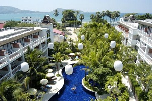 View holiday package : Sunset Beach Resort - December, Thailand