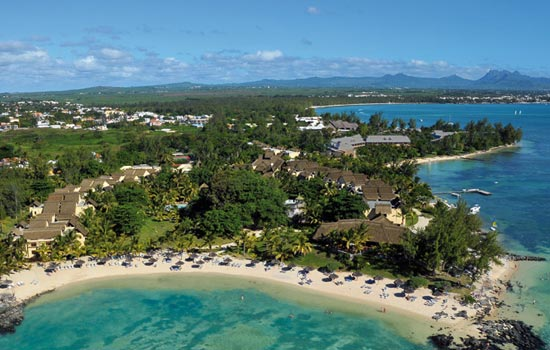Harvey World Travel Centurion - Le Canonnier Hotel - Mauritius Honeymoon Sublime