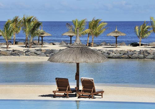 View holiday package : Mauritius 5 Star Intercontinental Balaclava, Mauritius
