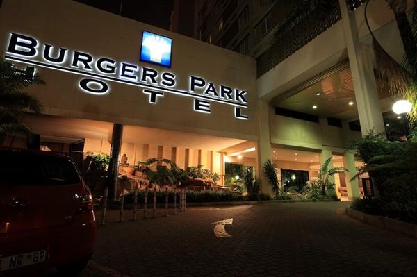 Burgers Park Hotel In Pretoria Proportal