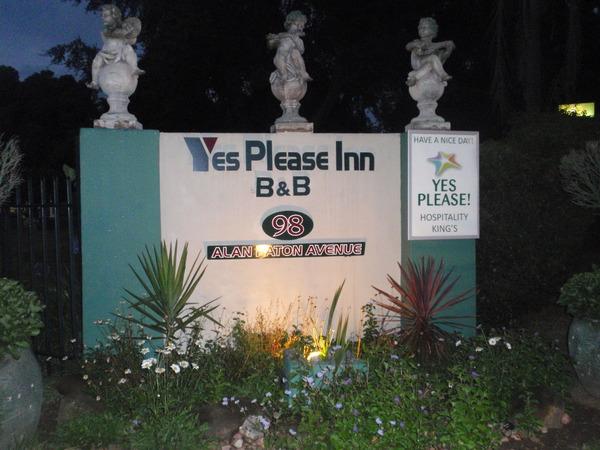 Yesplease Bed Amp Breakfast In Pietermaritzburg Proportal