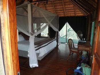 Muweti Bush Lodge in Phalaborwa