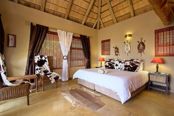 Ehlathini Game Lodge in Waterberg