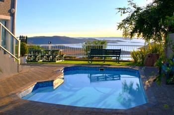 View Lodge in Gariep Dam