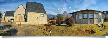 Witsieshoek Mountain Lodge in Qwaqwa