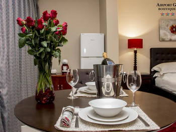 Airport Gardens Boutique Hotel in Boksburg