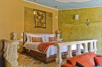 Blue Roan Country Lodge in Magaliesburg