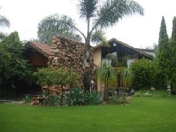 African Manor Guest House and Day Spa in Germiston