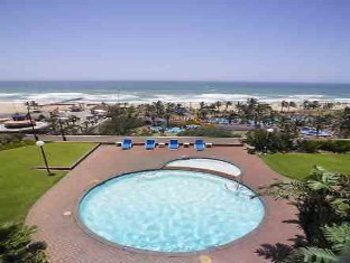 Garden Court South Beach in Durban