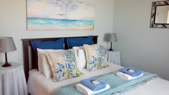 Ocean Blue Guesthouse in Bluff