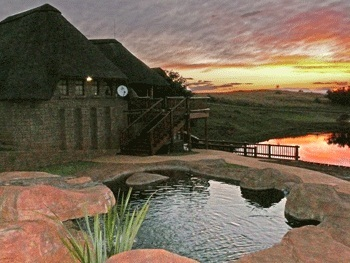 Bivane Game Lodge in Vryheid