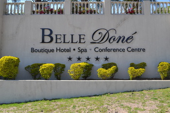 Belle Done Boutique Hotel & Spa in Witbank
