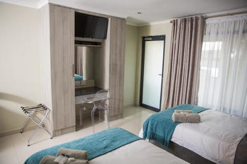 De Stroom Guest Lodge in Secunda